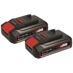 Einhell 2 db akkumulátor 2x 18V 2