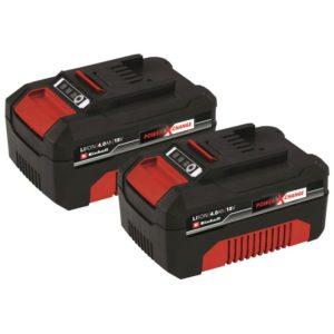 Einhell 2 db akkumulátor PXC-Twinpack 4