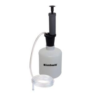 Einhell Benzin és olaj leszívó pumpa fűnyíróhoz