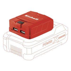 Einhell USB töltő TE-CP 18 Li USB Solo